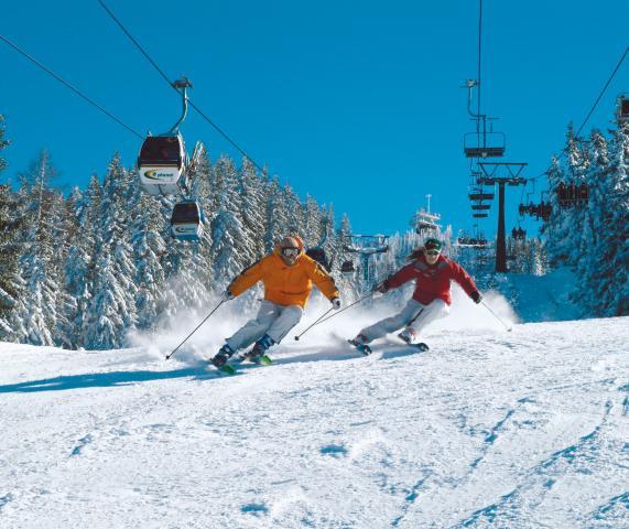Грузия новый год горнолыжные курорты